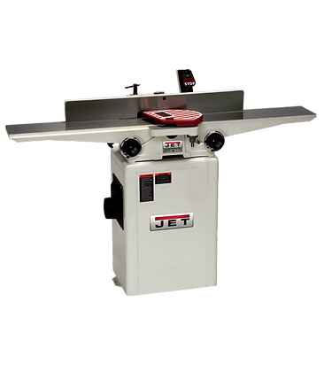 """JET 708457DXK 6"""" Deluxe Jointer with QS Knives"""