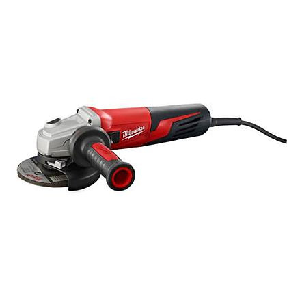 Milwaukee 6117-33D 13 Amp 5in. Small Angle Grinder Slide, Lock-On