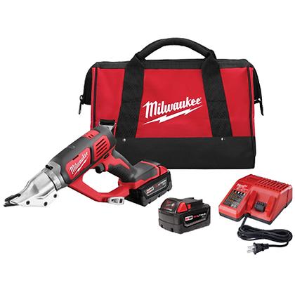 Milwaukee 2635-22 M18 18 Gauge Double Cut Shear Kit