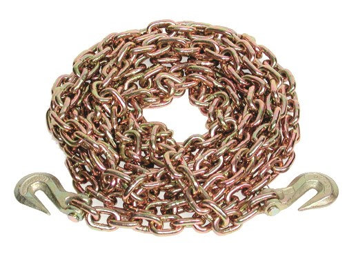 """Ancra 45881-13-20 GRADE 70 1/2"""" X 20' CHAIN ASSEMBLY W/CLEVIS HOOKS"""