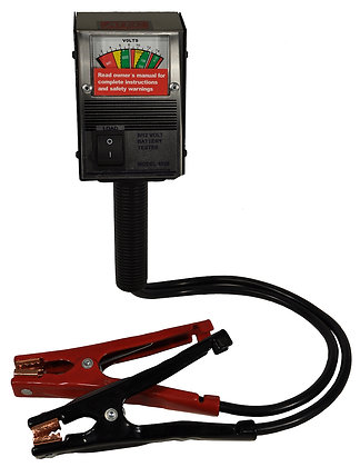 Associated 6026 Hand-Held Battery Load Tester, Alternator and Starter Tester