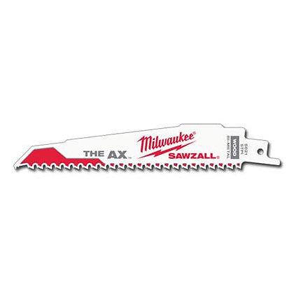 Milwaukee 48-00-5021 SUPER SAWZALL BL 5/8T 6LG AX