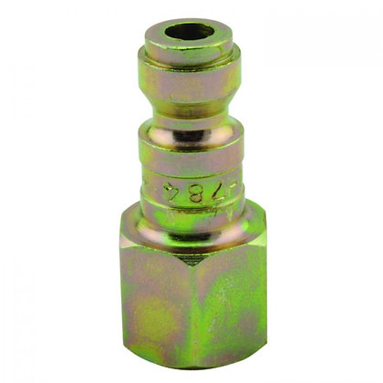 Milton S-784 1/4in. FNPT T Style Plug