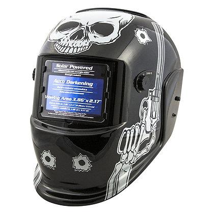 Titan 41282 Welding Helmet ADF Skull/Pistol