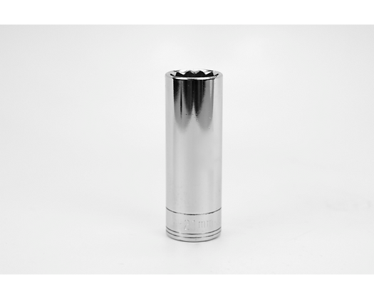 S-K 48021 21mm 1/2in Dr 12 Point Metric Dp Chrome Socket