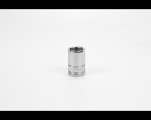 S-K 313 13mm 3/8in Drive Metric Std Chrome Socket
