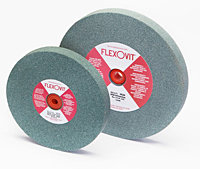 "FlexOvit U4650 Type 1 Grinding Wheel 6"" x 3/4"" x 1"" 60 grit"