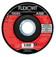 """FlexOvit A1236 Type 27 Grinding Wheel 4-1/2"""" x 1/4"""" x 7/8"""""""