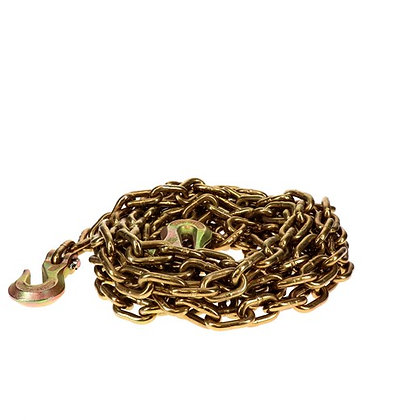 """Ancra 45881-10-16 GRADE 70, 5/16"""" X 16' CHAIN ASSEMBLY WITH CLEVIS HOOKS, BULK"""