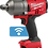 Thumbnail: Milwaukee 2864-20 M18 FUEL w/ ONE-KEY High Torque Impact Wrench 3/4in. Bare Tool