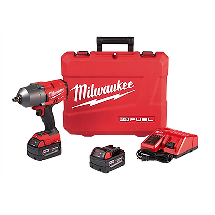 Milwaukee 2767-22 M18 FUEL 1/2in. High Torque Impact Wrench w/Friction Ring Kit