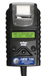 Electronic Specialties 726 Digital Battery & Electrical System Analyzer
