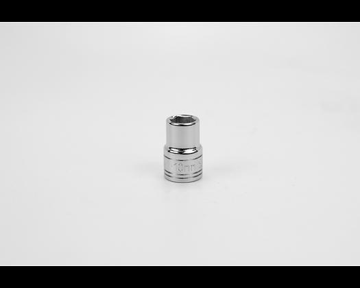 S-K 310 10mm 3/8in Drive Metric Std Chrome Socket