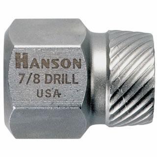 """Irwin 52204  7/32"""" Hex Head Multi-Spline Screw Extractor"""