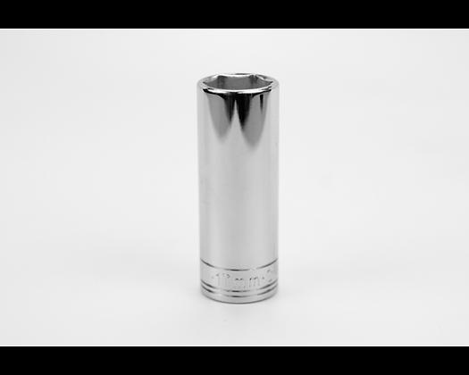 S-K 8417 17mm 3/8inDr 6 Pt Metric Extra Dp Chrome Socket
