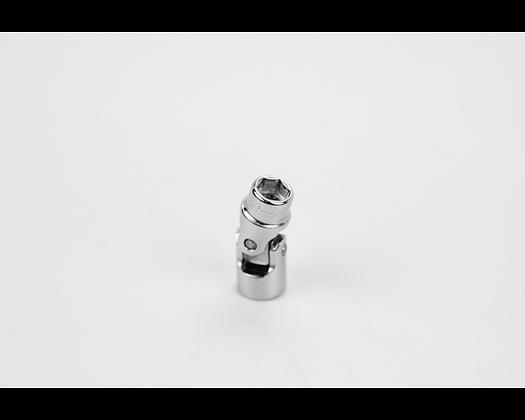 S-K 43807 7mm 1/4in Dr 6 Point Metric Flex Chrome Socket