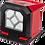Thumbnail: Milwaukee 2365-20 M18 ROVER Mounting Flood Light