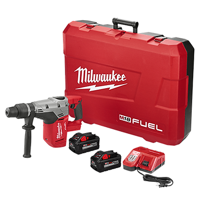 Milwaukee 2717-22HD M18 FUEL 1-9/16in. SDS Max Hammer Drill Kit