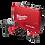 Thumbnail: Milwaukee 2717-22HD M18 FUEL 1-9/16in. SDS Max Hammer Drill Kit