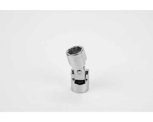 S-K 40513 13mm 3/8in Dr Metric Flex Chrome Socket