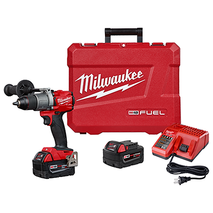 Milwaukee 2803-22 M18 FUEL 1/2in. Drill Driver Kit