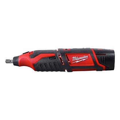 Milwaukee 2460-21 M12 Cordless Lithium-Ion Rotary Tool Kit