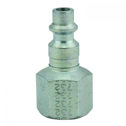 Milton S-732 3/8in. FNPT M Style Plug