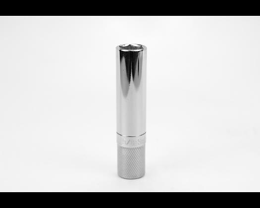 S-K 4421 5/8in 3/8in Dr Extra Long Spark Plug Chrome Socket