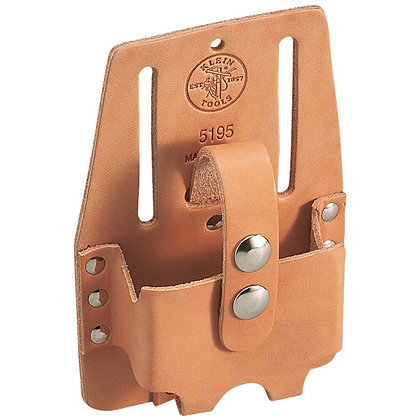 Klein 5195 Tape Measure Holder, Leather, Medium