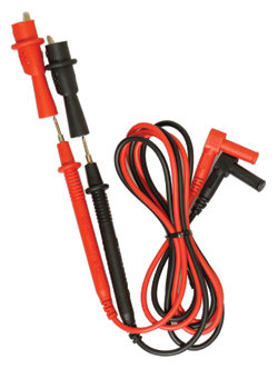 Electronic Specialties 629 Test Leads With Screw-Off Alligator Clips