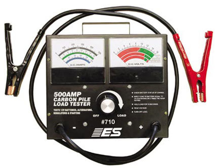 Electronic Specialties 710 500 Amp Carbon Pile Load Tester