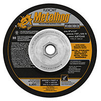 "FlexOvit A8330H Type 27 Grinding Wheel 9"" x 1/4"" x 5/8-11"""