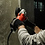 Thumbnail: Milwaukee 6117-33D 13 Amp 5in. Small Angle Grinder Slide, Lock-On
