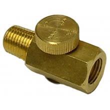 S&G / Tool Aid 98025 Brass Air Regulator