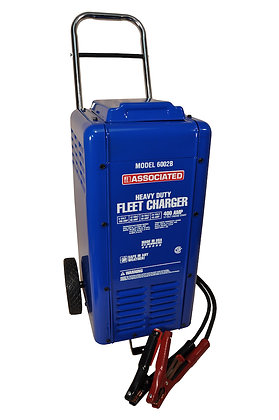 Associated 6002B Heavy Duty 6/12/18/24 Volt Charger
