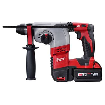Milwaukee 2605-22 M18 Cordless Lithium-Ion 7/8in. SDS-Plus Rotary Hammer Kit
