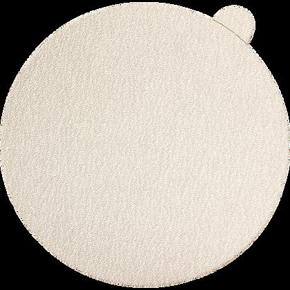 "Makita 7420954 5"" Round Abrasive Disc, (PSA), 60 Grit, 10/pk"