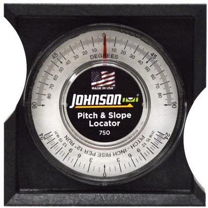 Johnson 750 Pitch & Slope Locator