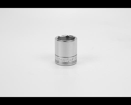 S-K 320 20mm 3/8in Drive Metric Std Chrome Socket