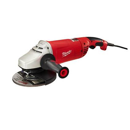 Milwaukee 6088-31 15 Amp 7in./9in. Large Angle Grinder (Non Lock-on)