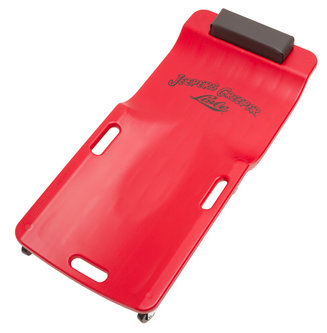 Lisle 92102 92102 LOW PROFILE PLASTIC CREEPER (RED)