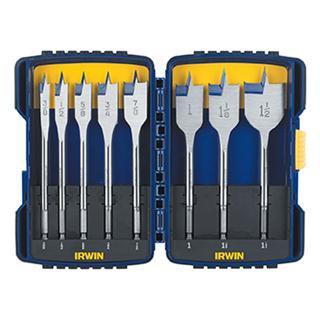 Irwin 88898 6- Piece Spade Bit Kit