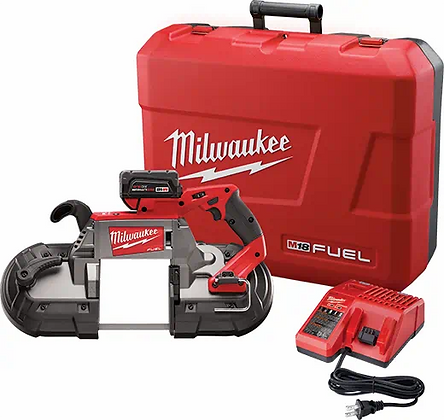 Milwaukee 2729-21 M18 FUEL Deep Cut Band Saw Kit