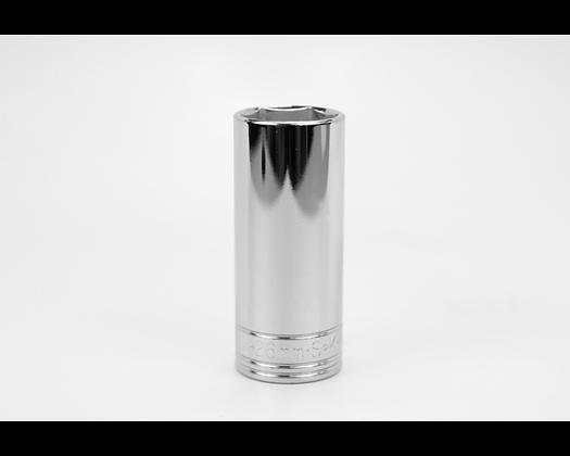 S-K 40026 26mm 1/2in Dr 6 Point Metric Dp Chrome Socket