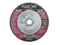 "FlexOvit A1236H Type 27 Grinding Wheel 4-1/2"" x 1/4"" x 5/8-11"""