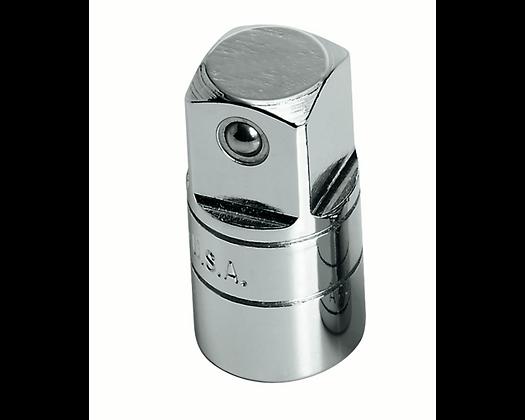 S-K 409 3/4in Female-1/2in Male Drive Chrome Adapter