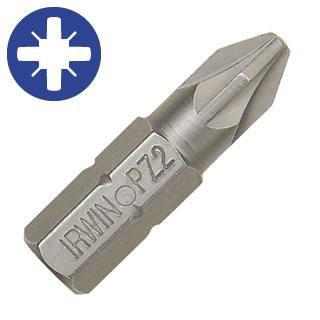 Irwin 92085 POZIDRIV Insert Bit #2