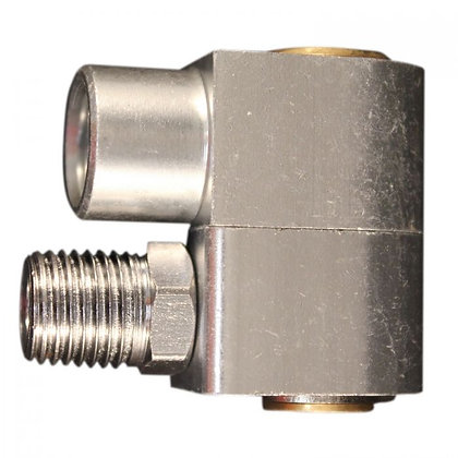 Milton S-657 1/4in. NPT Swivel Hose Fitting Connector