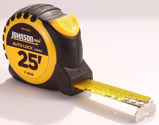 "Johnson 1804-0025 25' X 1"" Auto-Lock Power Tape"