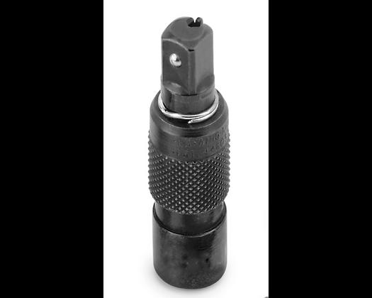 S-K 45195 3/8in Female-3/8in Male Chrome Locking Adapter